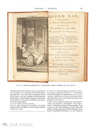 CATALOGUE OF THE COTSEN CHILDREN'S LIBRARY: THE PRE-1801 IMPRINTS, (VOLS. I & II)