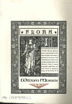 FLORA. William Morris
