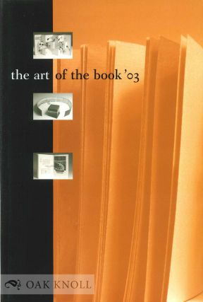 THE ART OF THE BOOK '03