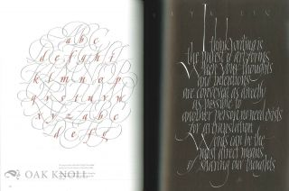 SCRIBE: ARTIST OF THE WRITTEN WORD.