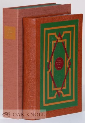 BOOKS WILL SPEAK PLAIN: A HANDBOOK FOR IDENTIFYING AND DESCRIBING HISTORICAL BINDINGS. Julia Miller