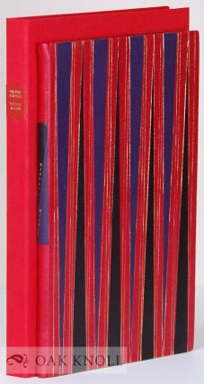 TWELVE BINDINGS. WITH REMARKS ON THE BINDINGS BY MICHAEL WILCOX & ON THE BOOKS BY ELAINE SMYTH &...