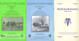 Thirteen Catalogues issued by The Arthur H. Clark Company