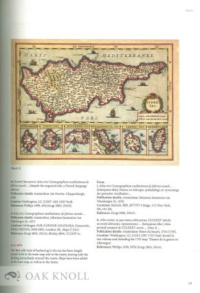 CYPRUS: THE BOOK OF MAPS, ANNOTATED CATALOGUE OF THE PRINTED MAPS OF CYPRUS, VOLUME 2: 17TH CENTURY