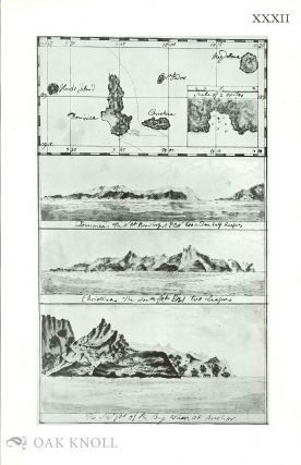 THE JOURNALS OF CAPTAIN JAMES COOK: CHARTS & VIEWS.