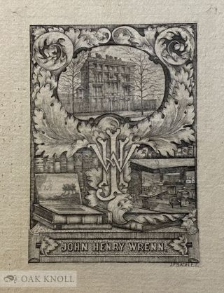 A CATALOGUE OF THE LIBRARY OF THE LATE JOHN HENRY WRENN [...] EDITED BY THOMAS J. WISE.