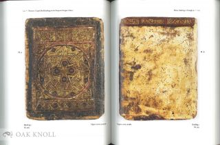 COPTIC BOOKBINDINGS IN THE PIERPONT MORGAN LIBRARY.