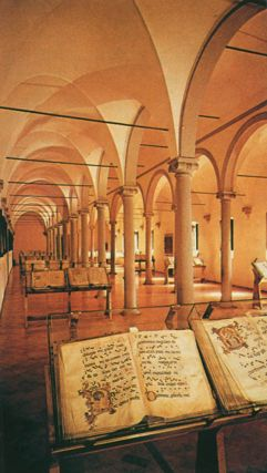 THE HISTORY OF THE LIBRARY IN WESTERN CIVILIZATION: THE RENAISSANCE - FROM PETRARCH TO MICHELANGELO.