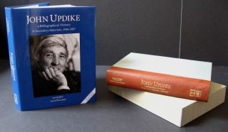 JOHN UPDIKE, A BIBLIOGRAPHY OF PRIMARY AND SECONDARY MATERIALS, 1948-2007