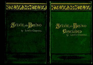 AN ANNOTATED INTERNATIONAL BIBLIOGRAPHY OF LEWIS CARROLL'S SYLVIE AND BRUNO BOOKS.